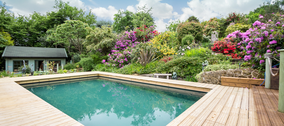 Woodhouse Natural Swimming Pools Ponds Conversions